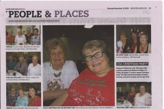 20181207 - U3A Christmas Party as in the Western Advocate
