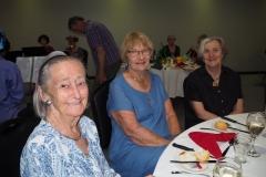 Judith Webb, Denise Payne and Jenny Walker