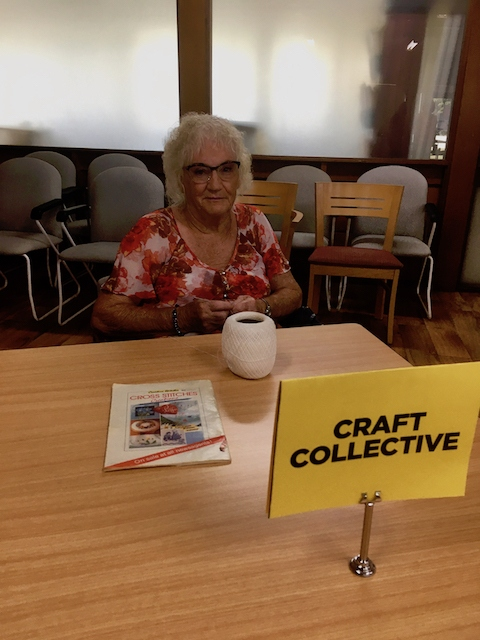 Dorothy Butler (Craft Collective)