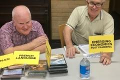 Rob McDonald and Gordon Crisp