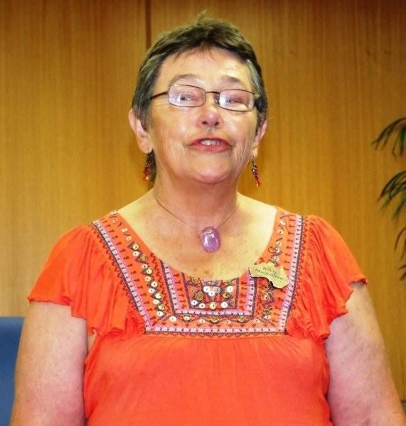 Jenny Maclennan - tutor of Creative Writing