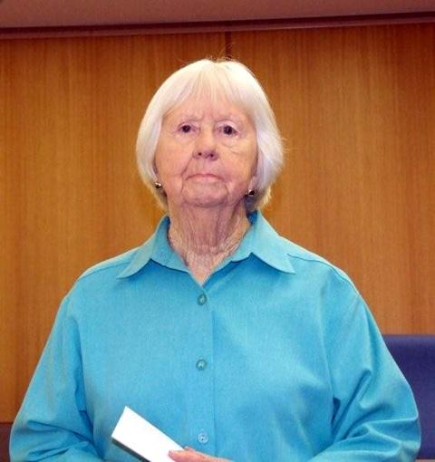 Joan Oastler - tutor of Crime Fiction